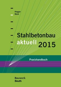 Stahlbetonbau aktuell 2015