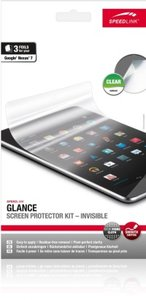 Speedlink SL-7310-CR Glance Invisible Screen Protector Kit für G