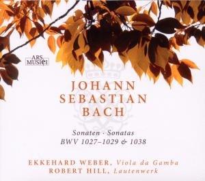 Bach: Sonaten BWV 1027-1029 & 1038