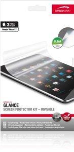 Speedlink SL-7310-CR Glance Invisible Screen Protector Kit für G