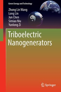 Triboelectric Nanogenerators