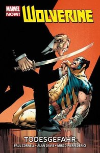 Wolverine - Marvel Now!