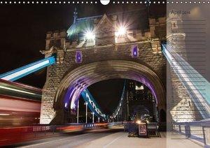 London (Wandkalender 2016 DIN A3 quer)