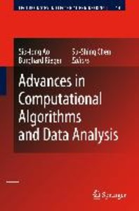 Advances in Computational Algorithms and Data Analysis