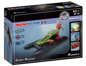 Fischertechnik 533875 - Baukasten, Solar Power