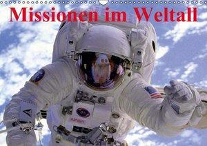 Stanzer, E: Missionen im Weltall (Wandkalender 2015 DIN A3 q