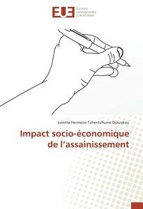 Impact socio-économique de l\'assainissement