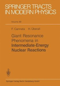 Giant Resonance Phenomena in Intermediate Energy Nuclear Reactio