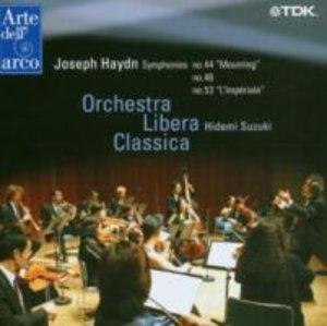Sinfonien 44,46 & 53