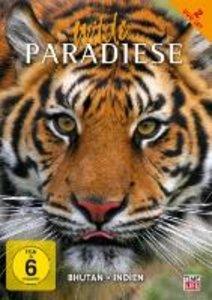 Wilde Paradiese-Bhutan/Indien (2 DVD)