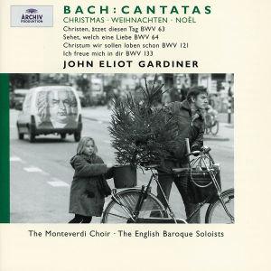 Weihnachtskantaten BWV 63,64,121,133