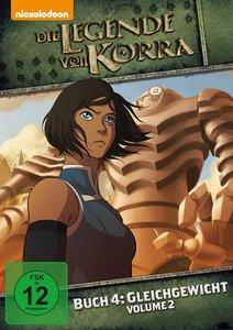 Die Legende von Korra, Buch 4: Gleichgewicht - Vol. 2