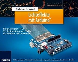 Franzis - Lernpaket: Lichteffekte mit Arduino
