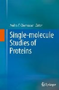 Single-molecule Studies of Proteins