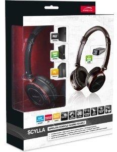 SCYLLA Wireless Console Gaming Headset, black für PS3®, Xbox 360
