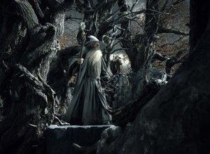 Der Hobbit - Smaugs Einöde 3D + Figur