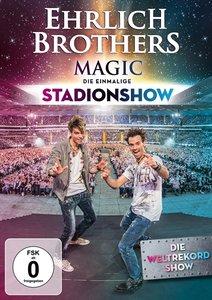 Ehrlich Brothers: Die einmalige Stadionshow DVD