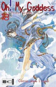 Oh! My Goddess 18. Göttin ohne Lizenz