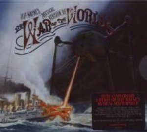 The war Of The Worlds 30th Anniversary Edition