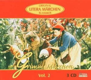 Grimms Märchen 2. 3 CDs