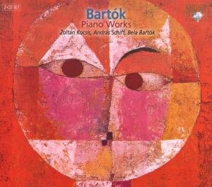 Bela Bartok: Piano Works