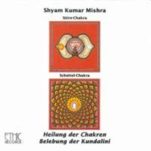Heilung Der Chakren-Scheitel/Stirn