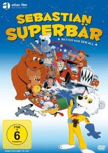 Sebastian Superbär-Retter aus dem All