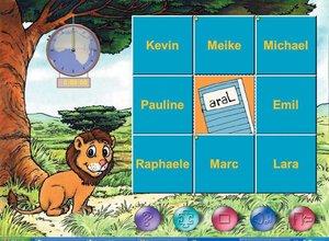 Legasthenie. CD-ROM für Windows 98/ME/2000/XP und MacOS 9.X/10.X