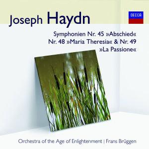 Sinfonien 45,48,49 (Audior)