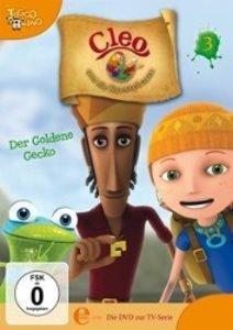 (3)DVD z.TV-Serie-Der Goldene Gecko