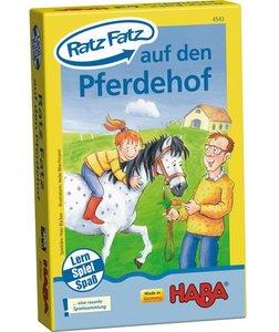 Mini-Ratz-Fatz auf den Pferdehof