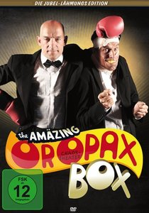 Chaostheater Oropax-The Amäzing Box