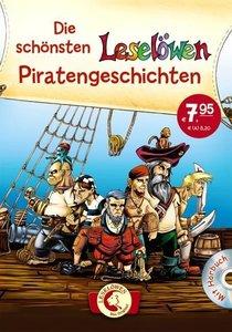 Die schönsten Leselöwen-Piratengeschichten
