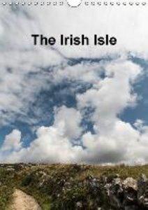 The Irish Isle (Wall Calendar 2015 DIN A4 Portrait)