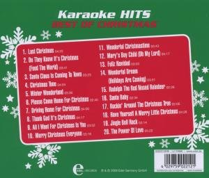 Karaoke Hits-Best Of Christmas
