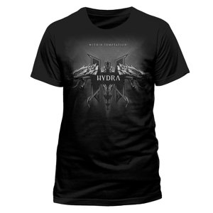 Hydra Grey (T-Shirt,Schwarz,Größe L)