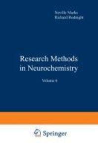 Research Methods in Neurochemistry
