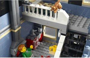 LEGO City 10218 - Zoohandlung