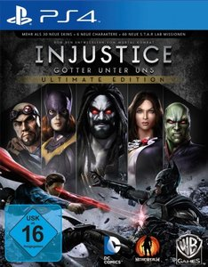Injustice - Götter unter uns - ULTIMATE EDITION - GOTY EDITION