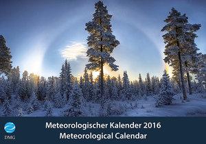 Europäischer Meteorologischer Kalender 2017 - European Meteorol
