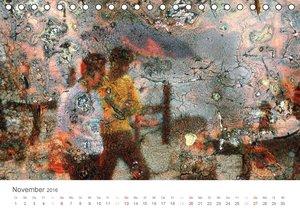 Wurzel-Galaxien (Tischkalender 2016 DIN A5 quer)