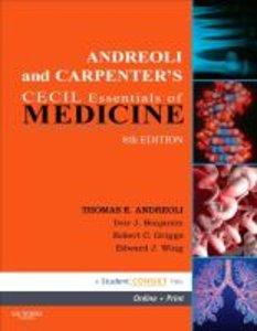 Andreoli, T: Cecil Essentials of Medicinef Me