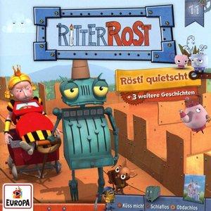 Hörspiel zur TV-Serie 11/Rösti quietscht