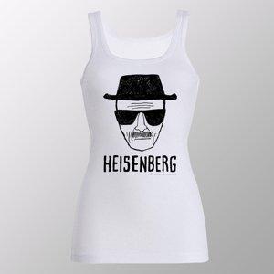 Heisenberg (Tanktop M/White)