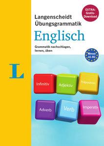 Langenscheidt Übungsgrammatik Englisch - Buch mit PC-Software zu