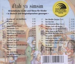 iftah ya simsim. CD