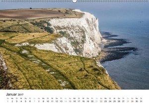 Englands wilder Süden (Wandkalender 2017 DIN A2 quer)