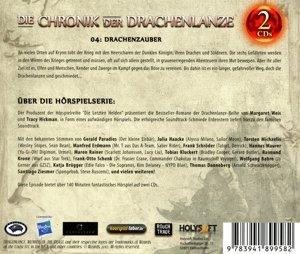 Die Chronik der Drachenlanze 04 - Drachenzauber