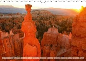 CANYONLAND USA Christian Heeb / UK Version (Wall Calendar 2015 D