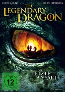 The Legendary Dragon (DVD)